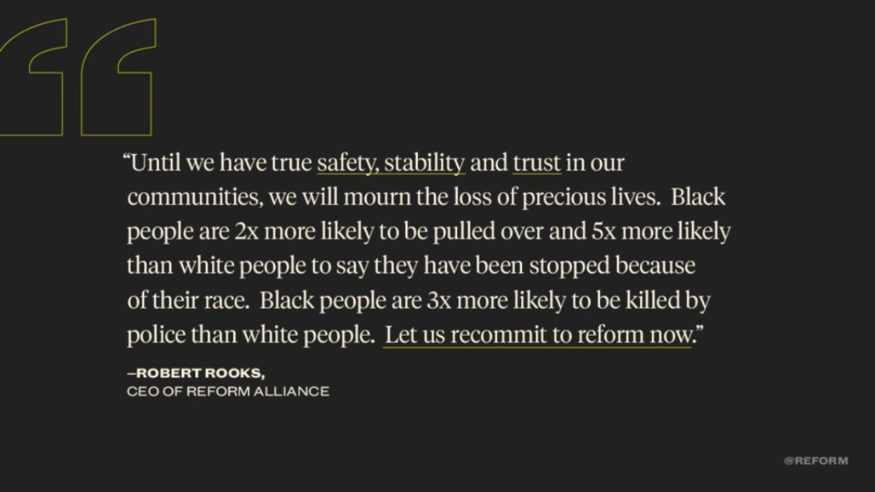 Robert Rooks Statement on the Violence in Minnesota
